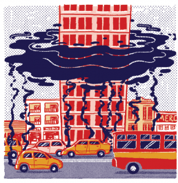 super poluição