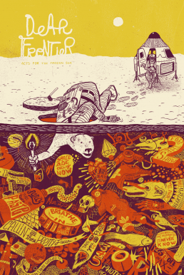 dear frontier poster