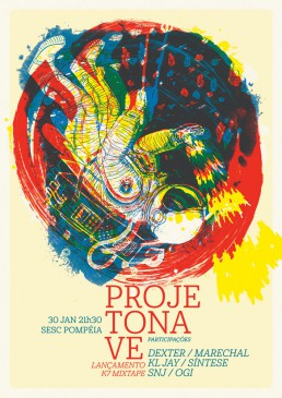 projetonave poster show