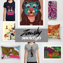 zansky`s society6